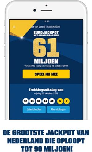 Eurojackpot app
