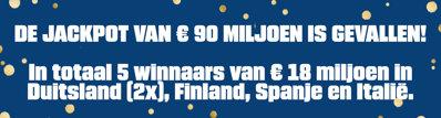 Eurojackpot De Uitslag