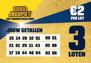 Eurojackpot Uitslagen